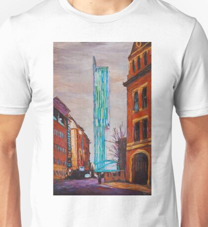 Manchester Beetham Tower T-Shirt