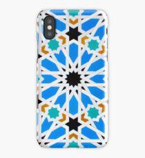 Azulejo - Geometrical Decoration  iPhone Case