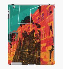 I live in the city iPad Case/Skin