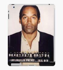 O.J. Simpson iPad Case/Skin