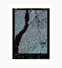 New York NY Wappingers Falls 20100413 TM Inverted Art Print