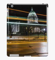 Capital streaks iPad Case/Skin
