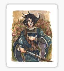 Sabriel, the Abhorsen Sticker