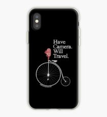 Have Camera Will Travel T-shirts & Gifts iPhone Case