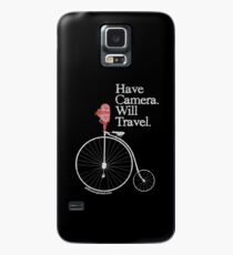 Have Camera Will Travel T-shirts & Gifts Case/Skin for Samsung Galaxy