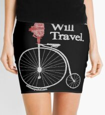Have Camera Will Travel T-shirts & Gifts Mini Skirt