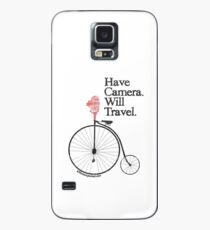 Have Camera Will Travel Alt Version T-shirts & Gifts Case/Skin for Samsung Galaxy