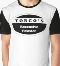 Torgo's Executive powder Graphic T-Shirt