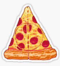 Deathly Pizza Sticker