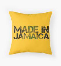 Jamaikanische jamaikanische Flagge Rasta Kissen