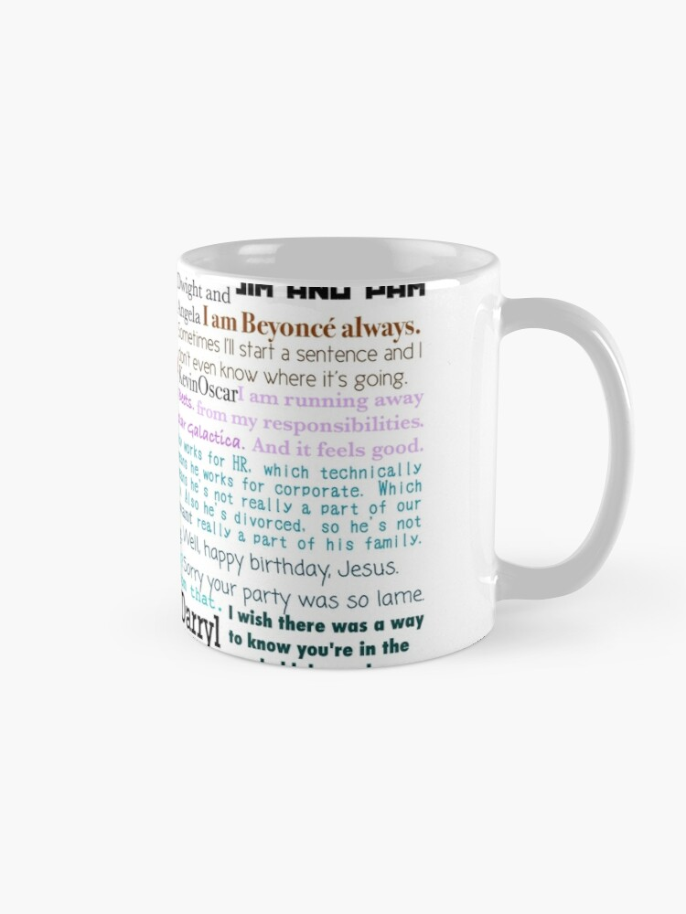 The Office Quotes | Mug