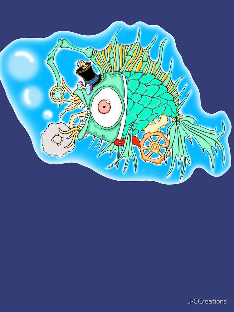 Wunderliche Steam Punk Fish von J-CCreations
