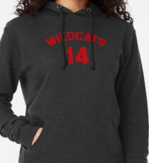 High School Musical: Wildcats Red Lightweight Hoodie