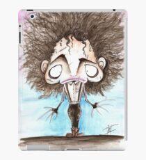 Edward Scissors hands iPad Case/Skin