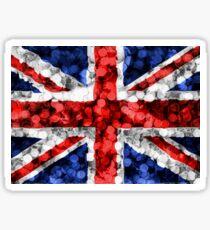 UK British Flag / Union Jack Sticker