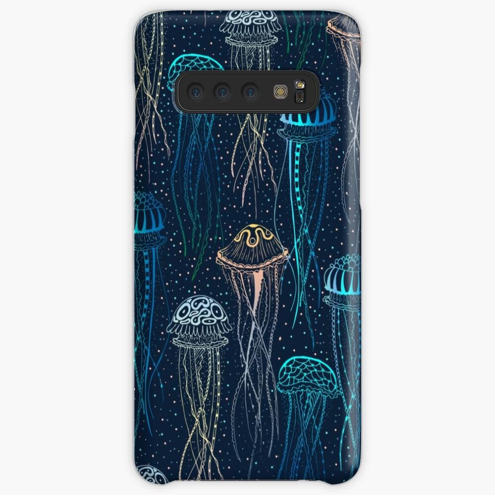 Jellyfish Case & Skin for Samsung Galaxy