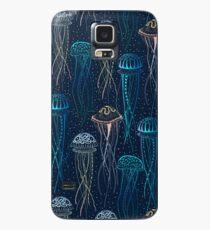 Qualle Hülle & Klebefolie für Samsung Galaxy