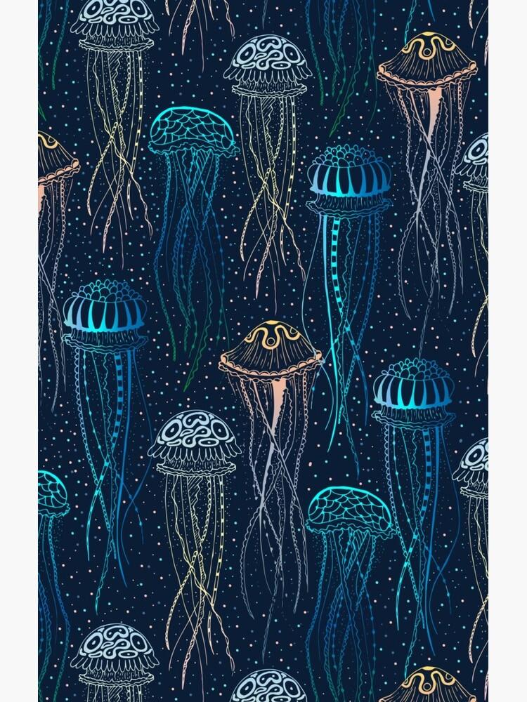 Jellyfish by JuliaBadeeva