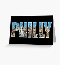 Philadelphia Greeting Card