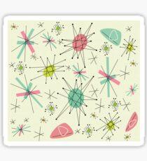 Atomic 50s Sticker