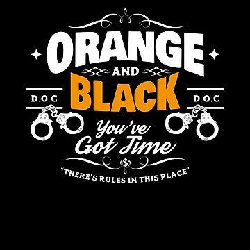 Orange is the new black by Naf4d