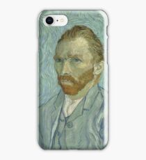 Vincent Van Gogh - Self-Portrait 2, 1889 iPhone Case/Skin