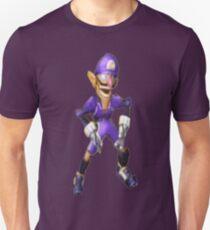 Crotch Chop Waluigi T-Shirt