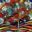 Autumn Tree by Jacqueline Eden