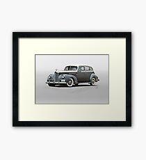1941 Packard 120 Sedan Framed Print