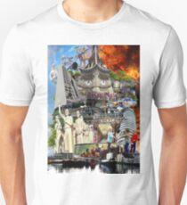 BIRMINGHAM (ENGLAND) 80s MONTAGE Unisex T-Shirt