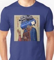 St. Edward the Compressor Unisex T-Shirt