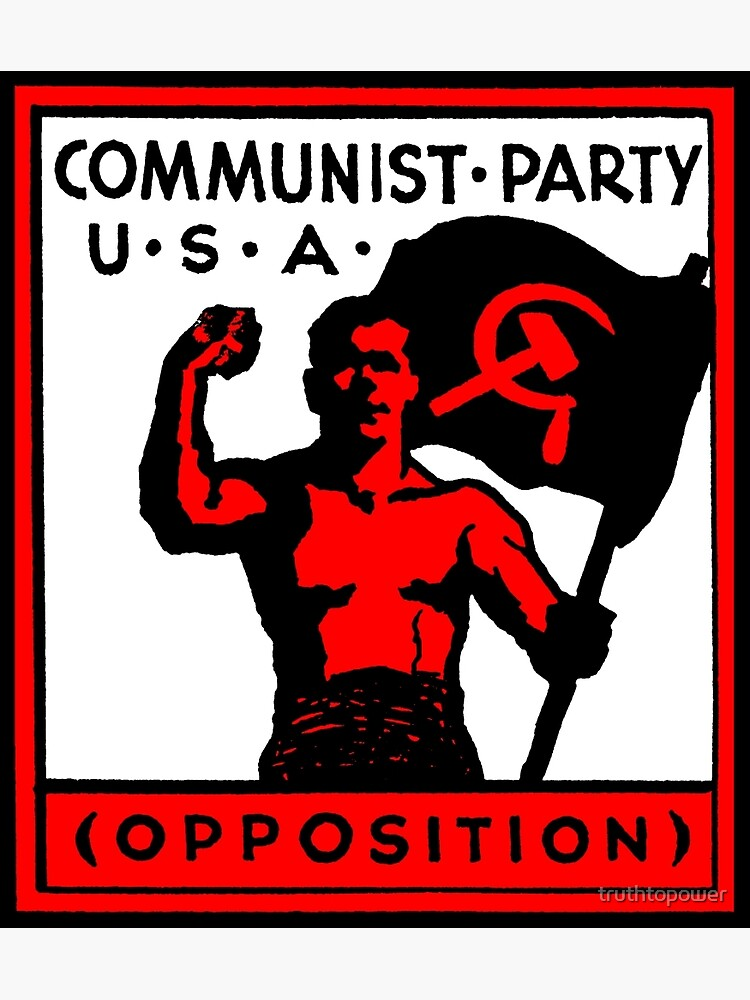 Communist Party USA by truthtopower
