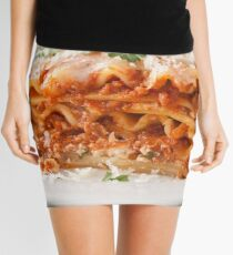 High Quality lasagna Mini Skirt