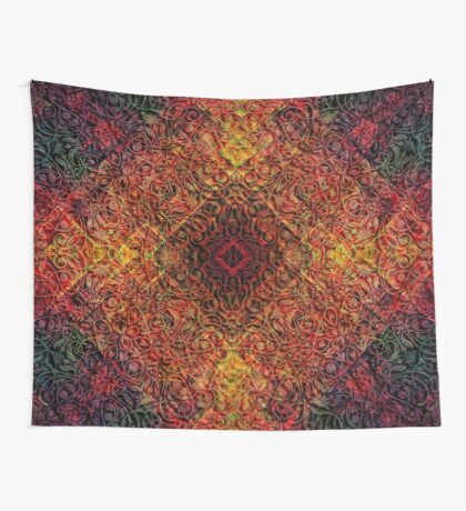 Magic 19 Wall Tapestry