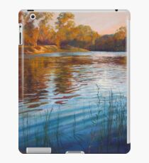 'Evening Reflections' - Goulburn River iPad Case/Skin