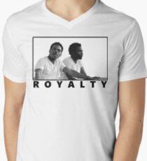 ROYALTY Men's V-Neck T-Shirt