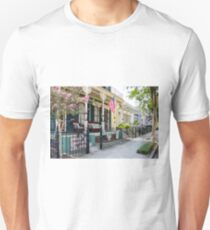 New Orleans Historic Houses T-Shirt
