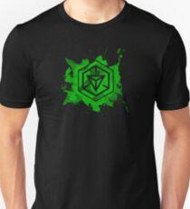 Ingress Enlightened Splatter Unisex T-Shirt