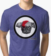 Pee Wee Starpug Tri-blend T-Shirt