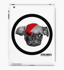 Pee Wee Starpug iPad Case/Skin