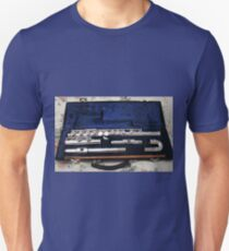 Fight, Fright or Delight? A Musical Enigma Unisex T-Shirt