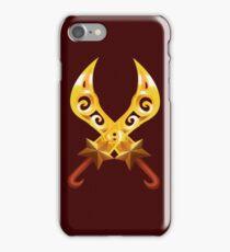Slay Belle Katarina Swords Design iPhone Case/Skin