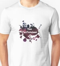 Too Far Fetched Galaxy Unisex T-Shirt