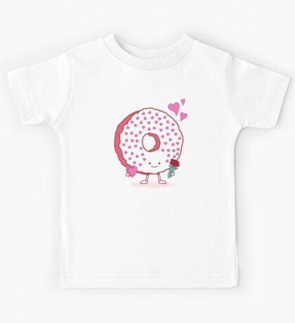 The Donut Valentine Kids Clothes