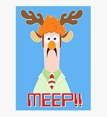 Meep Meep! Photographic Print