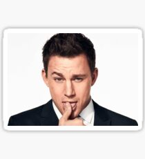 Channing Tatum  Sticker