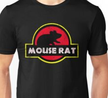 Mouse Rat Distressed Unisex T-Shirt