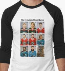 The Evolution of Brent Burns T-Shirt