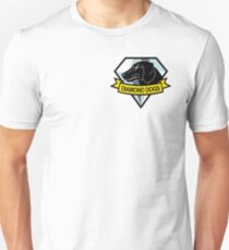 Metal Gear Solid - Diamond Dogs Insignia Unisex T-Shirt