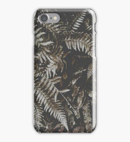 Forest Fern iPhone Case/Skin